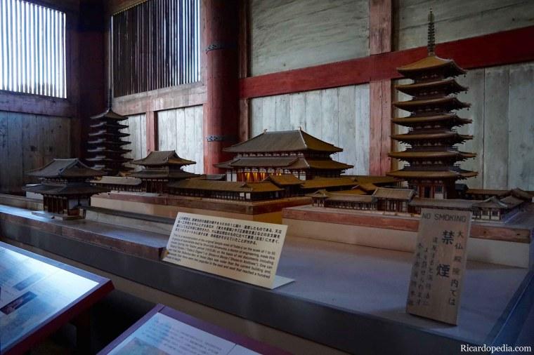 Japan Nara Todaiji Temple
