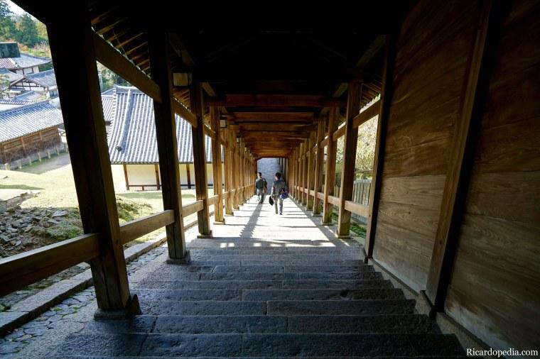 Japan Nara Nigatsudo Hall