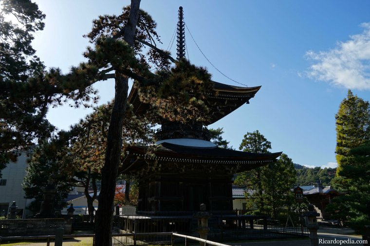 Japan Amanohashidate Chionji Temple